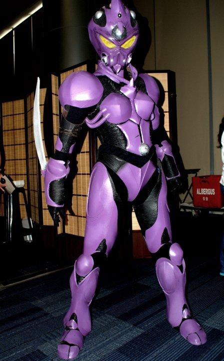guyver cosplay costume