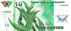 10 Eartho - Global Earth Currency