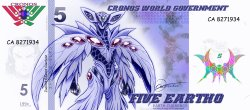 5 Eartho - Global Earth Currency