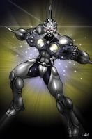 Alternate Guyver by CerberusLives