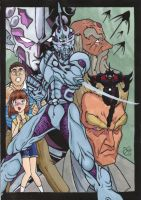 Bio-Booster Armour Guyver by Goji