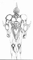 Guyver 2 by Martin (Timber) Kelly