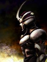 Guyver by dimmoniz