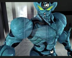 The Guyver Live Action by Asgard Knight