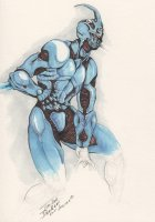 Guyver warm-up by Timothy Lee