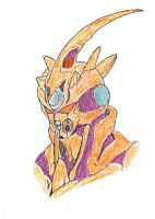 Guyver X by Dart