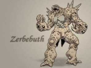 Zerbebuth wallpapers by Jess Kendrick
