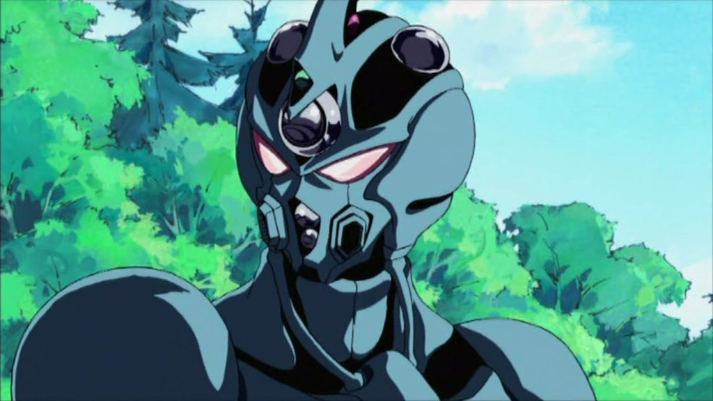 Скриншоты из аниме guyverthe bioboosted armor