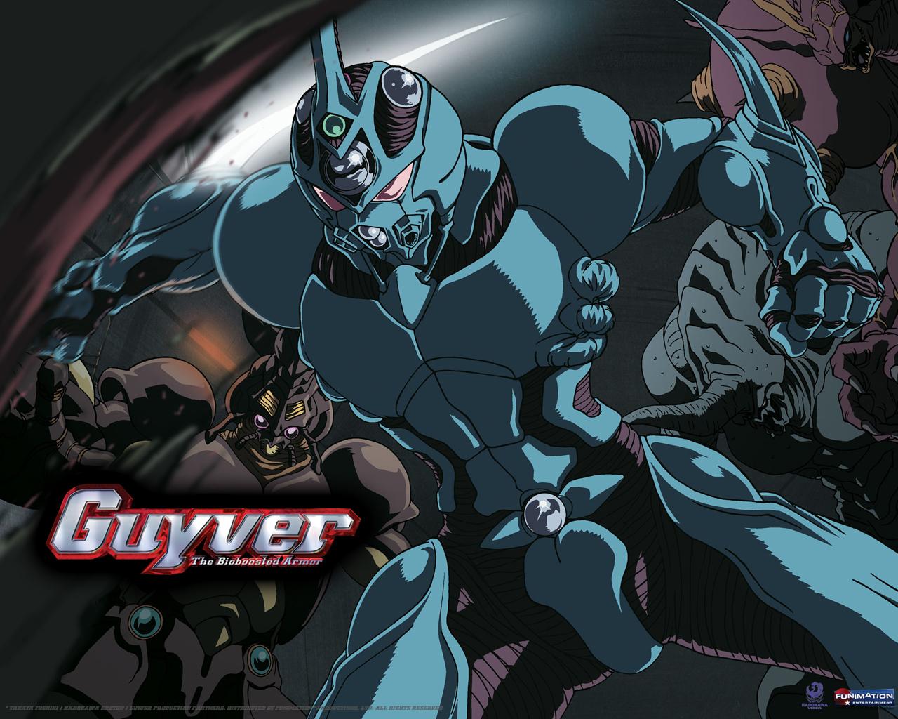 Seans Gaming Corner BioBooster Armor Guyver DD th Edition