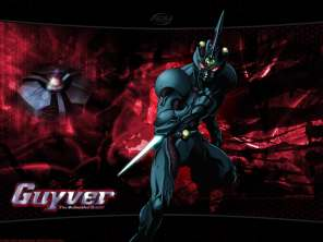 Guyver desktop wallpapers