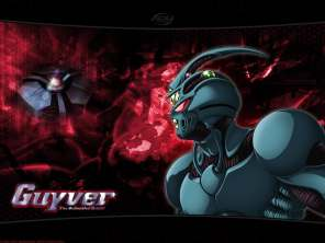 Guyver desktop wallpapers 1