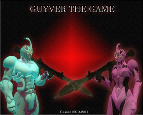Guyver Game wallpapers by Cassar