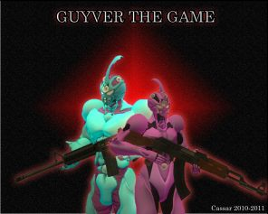 Guyver the Game by Cassar
