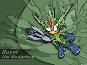 Sonic Adventure wallpapers - Guyot by Cannibal