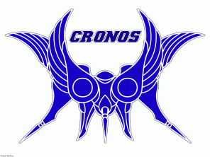 Wallpaper Cronos logo - обои by Cannibal